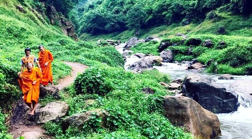 национальный парк Као Яй