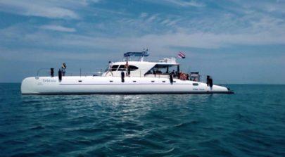 Catamaran Serenity