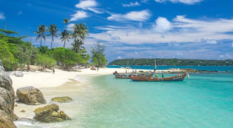 Остров Ко Лан
