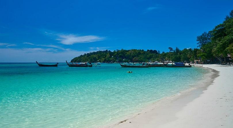 Koh Lan Island