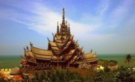 Храм Истины Паттайя