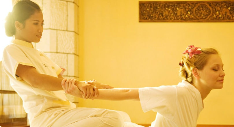 Монастырский массаж