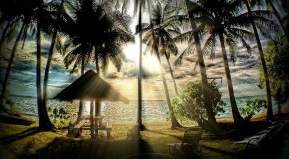 отель Ao Prao Beach Resort