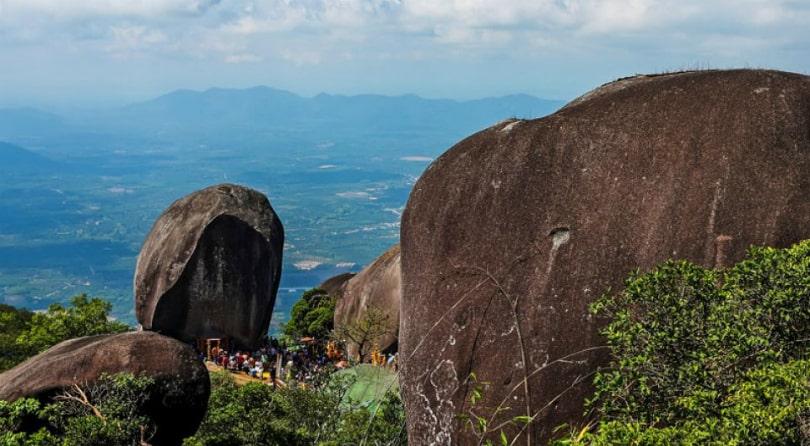 Гора Кхао Китчакут