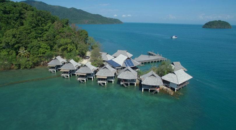 Tantawan resort