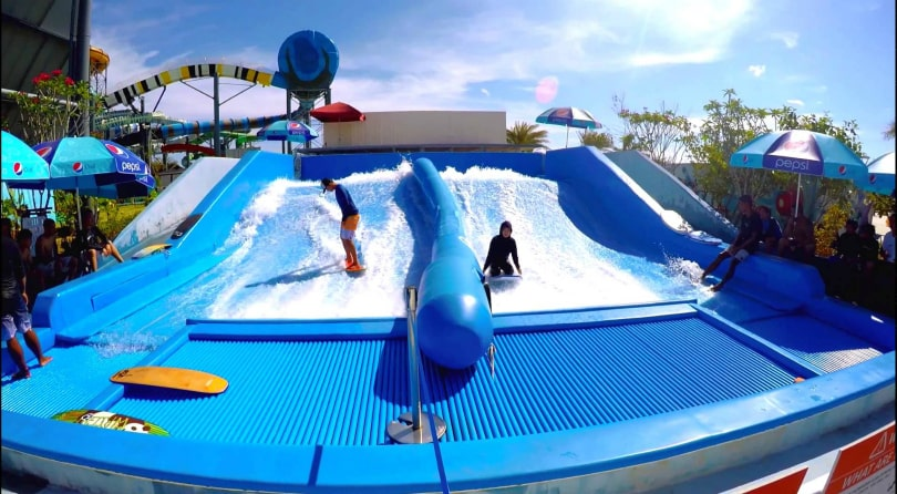 Waterpark Amazon Network