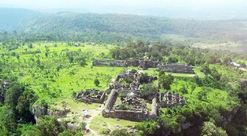 Камбоджа Пирамида Смерти