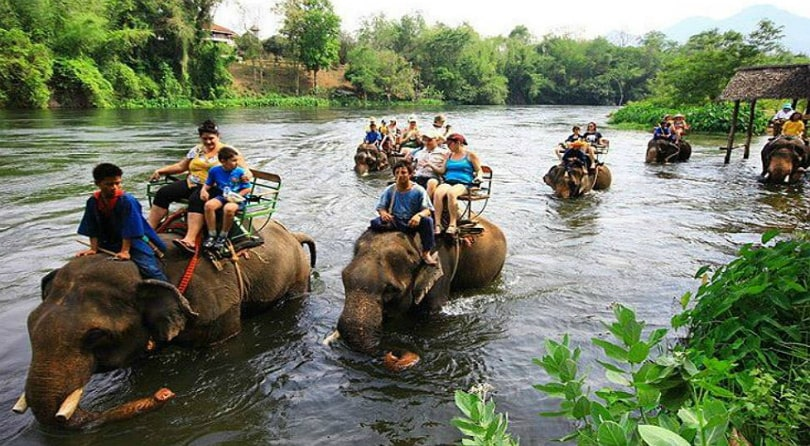 Paradise on the River Kwai