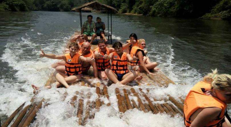 Рай на реке Квай