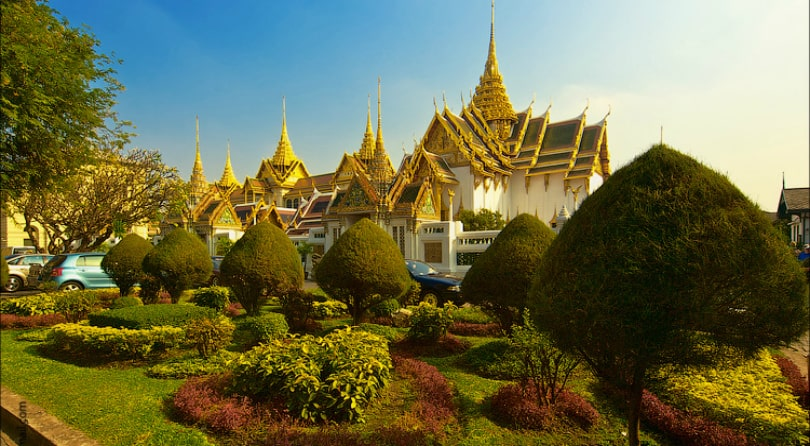 Bangkok Golden Ring