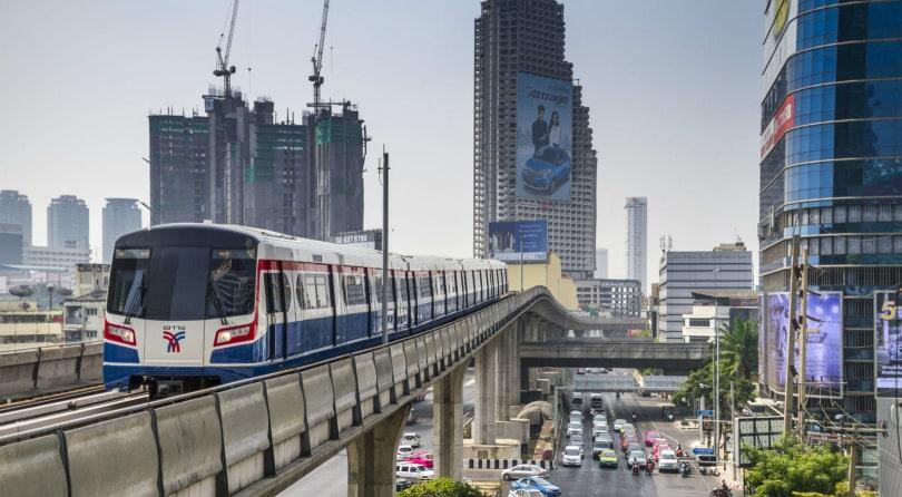 Небесный Бангкок