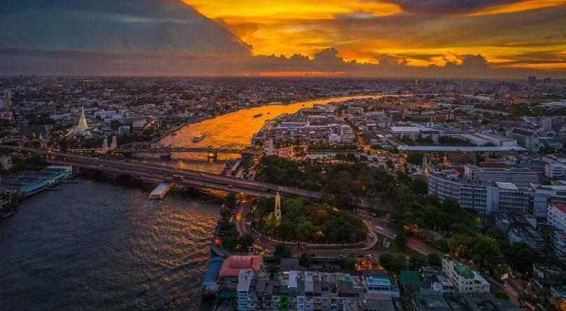 Новый Вечерний Бангкок