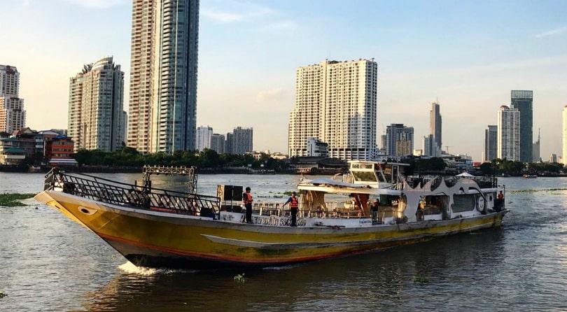 New Evening Bangkok