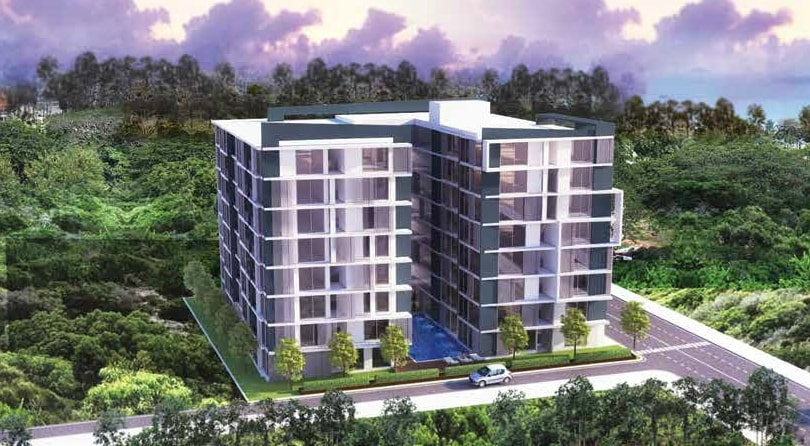 Галерея недвижимости в Паттайе