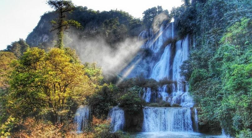 Ti Lo Su Waterfall