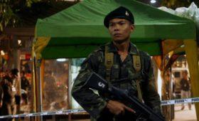Опасный Юг Таиланда