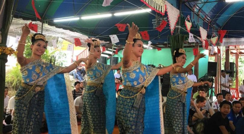 Wai Kru Festival