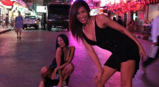 Реальный Вечерний Бангкок